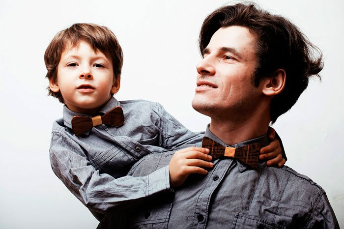 Fotoshooting als Vatertagsgeschenk